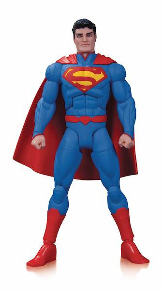 Designer Series Greg Capullo Superman Figure by DC Collectibles