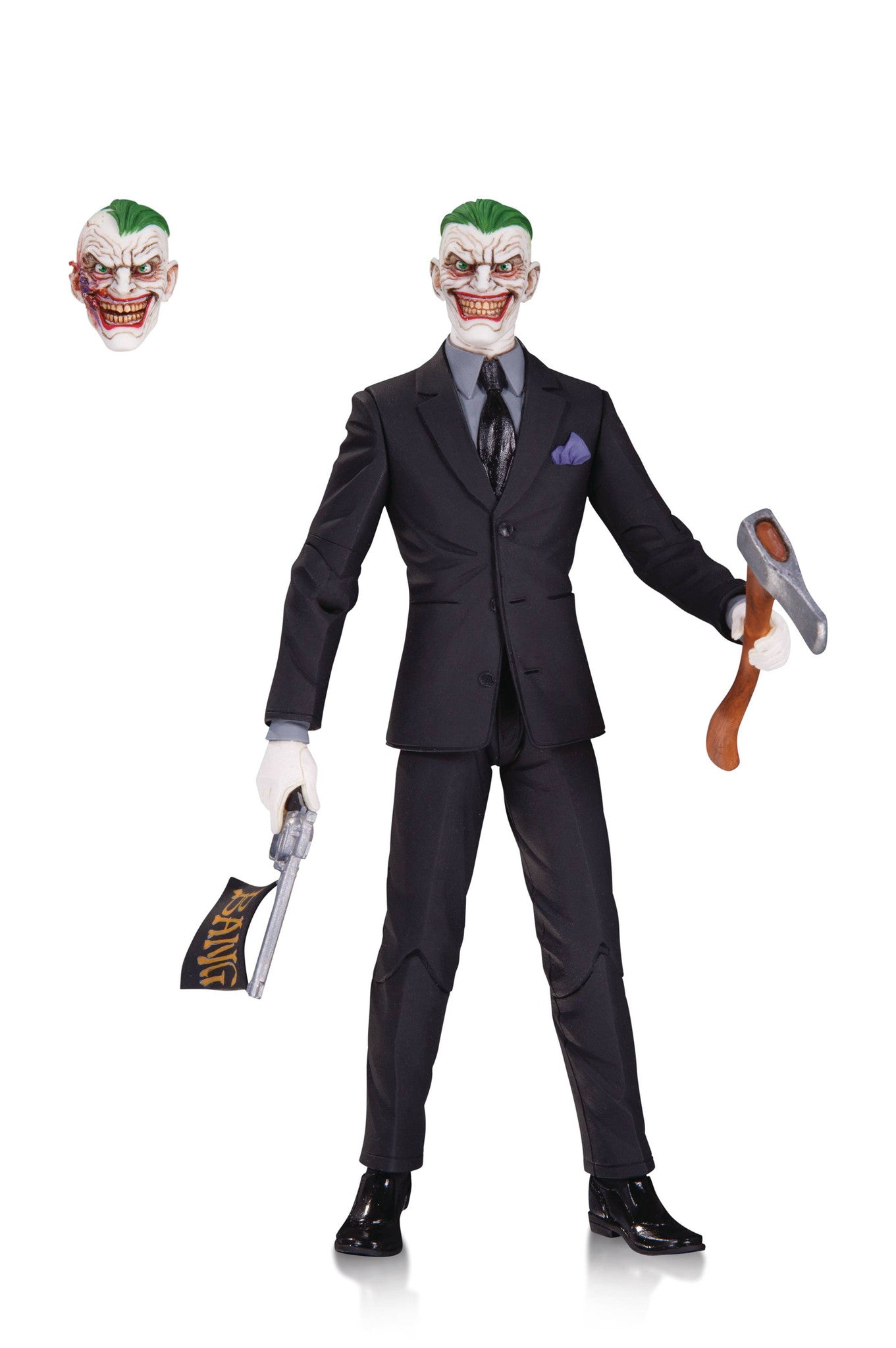 Designer Series Greg Capullo Joker Action Figure by DC Collectibles-DC Collectibles- www.superherotoystore.com-Action Figure