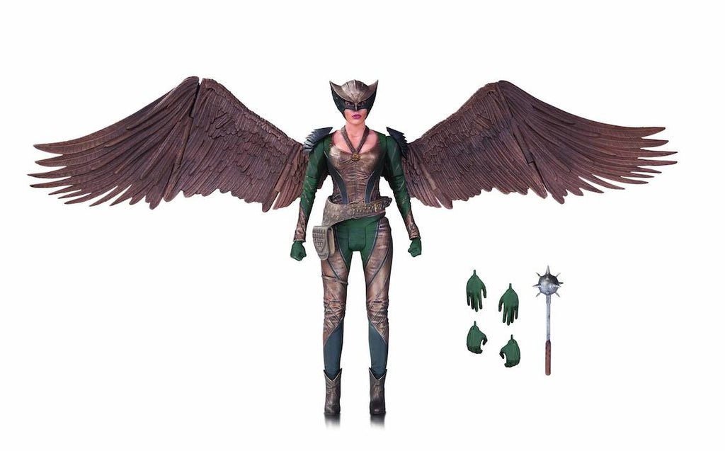 Legends of Tomorrow - Hawkgirl Action Figure by DC Collectibles