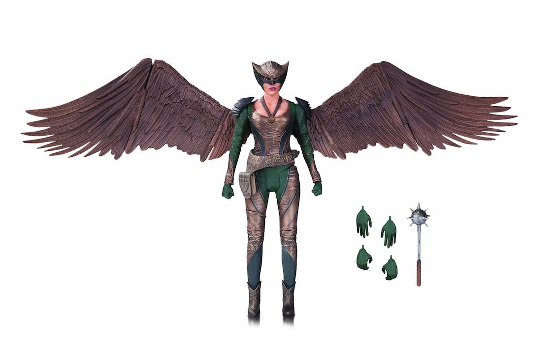 Legends of Tomorrow - Hawkgirl Action Figure by DC Collectibles -DC Collectibles - India - www.superherotoystore.com
