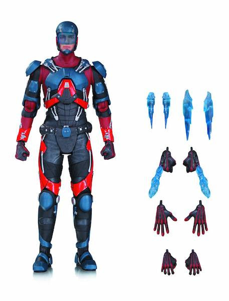 Legends of Tomorrow - Atom Action Figure by DC Collectibles