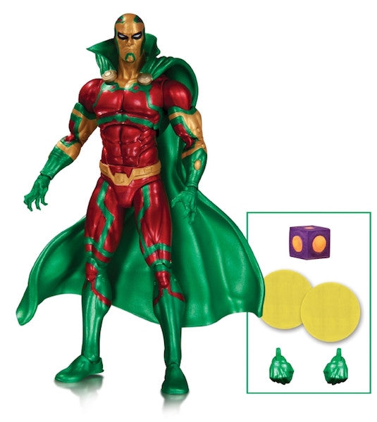 DC Icons Mister Miracle Action Figure by DC Collectibles-DC Collectibles- www.superherotoystore.com-Action Figure - 1