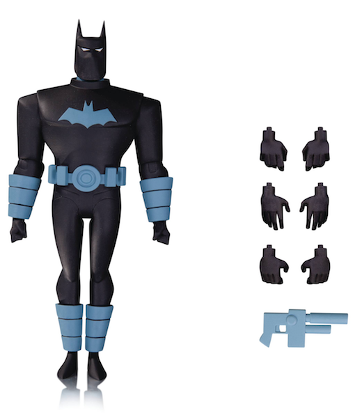 Batman Animated Series: NBA Anti Firesuit Batman Figure by DC Collectibles-DC Collectibles- www.superherotoystore.com-Action Figure