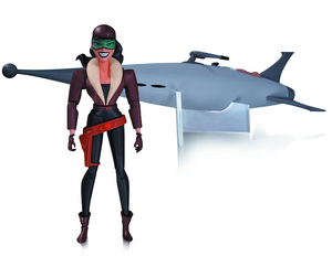Batman Animated Series Roxy Rocket Action Figure by DC Collectibles-DC Collectibles- www.superherotoystore.com-Action Figure