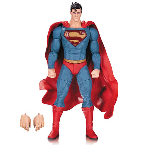 Designer Series: Lee Bermejo Superman Action Figure by DC Collectibles -DC Collectibles - India - www.superherotoystore.com