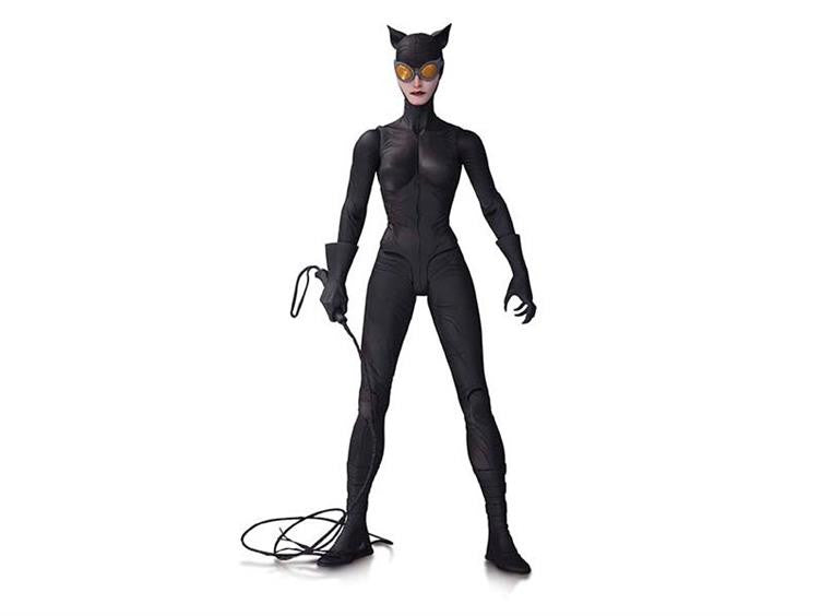 DC Comics Designer Series 1 Catwoman by Jae Lee-DC Collectibles- www.superherotoystore.com-Action Figure - 2