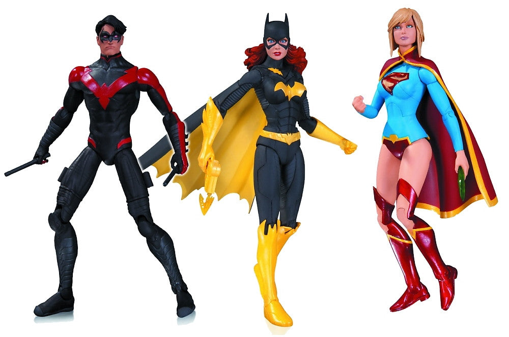DC Comics New 52 - Batgirl-DC Collectibles- www.superherotoystore.com-Action Figure - 4