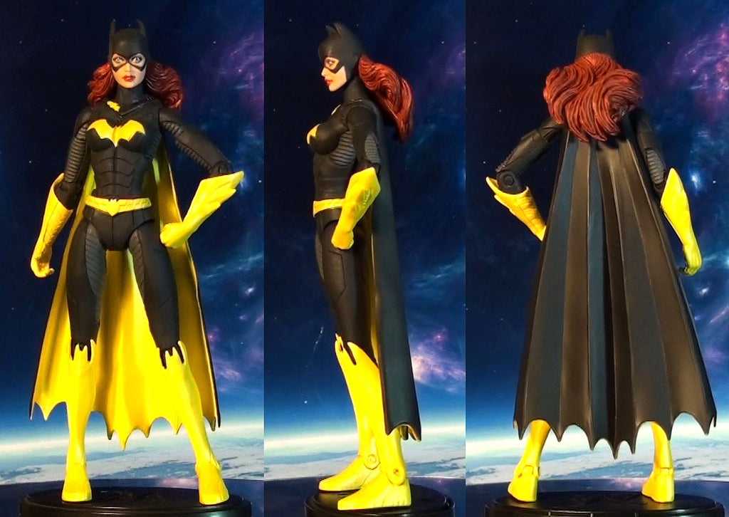 DC Comics New 52 - Batgirl-DC Collectibles- www.superherotoystore.com-Action Figure - 3