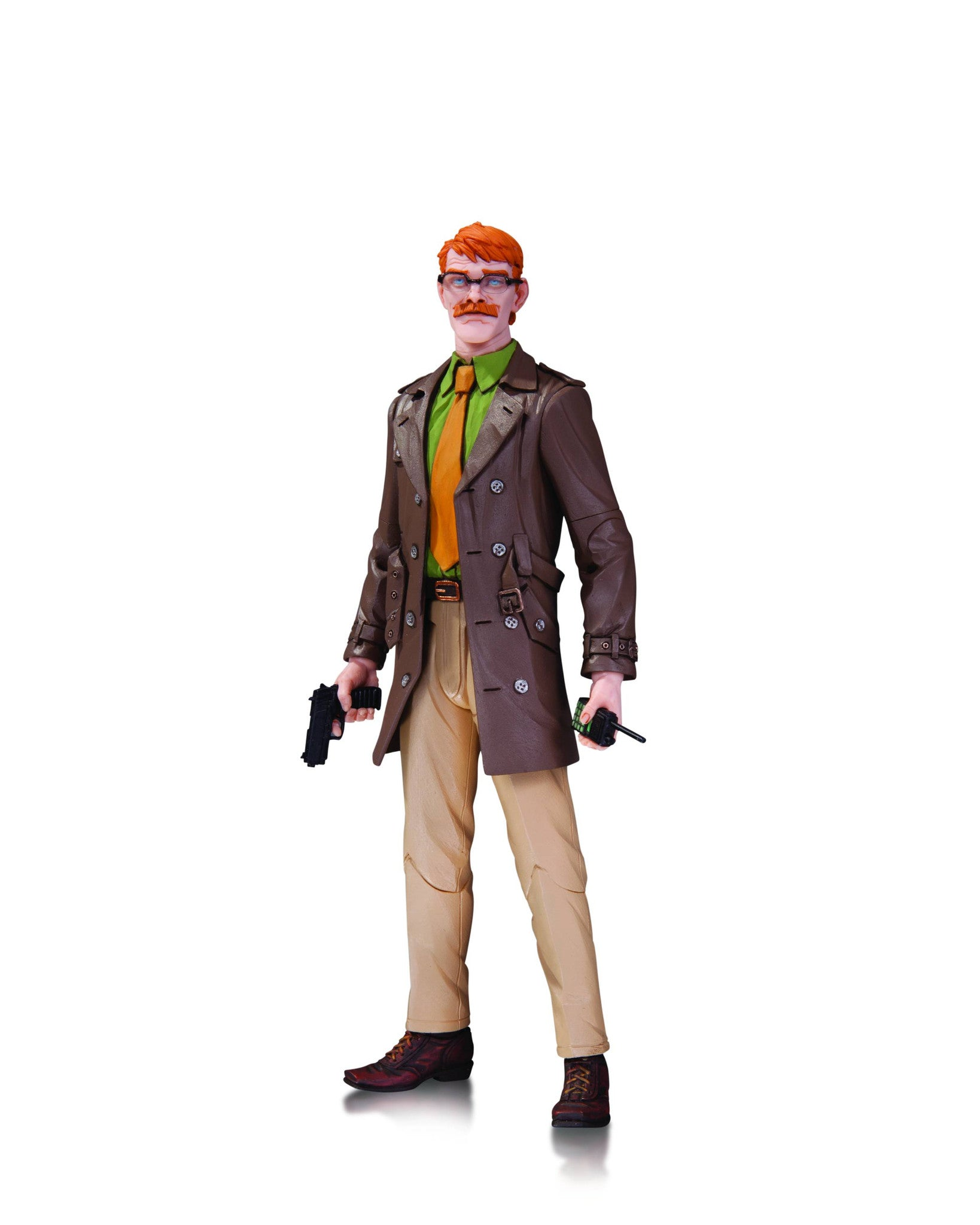 Designer Series: Greg Capullo: Commissioner Gordon Figure by DC Collectibles -DC Collectibles - India - www.superherotoystore.com