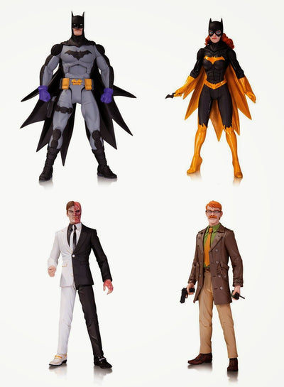 DC Comics Designer Series Commissioner Gordon by Greg Capullo Action Figure-DC Collectibles- www.superherotoystore.com-Action Figure - 5