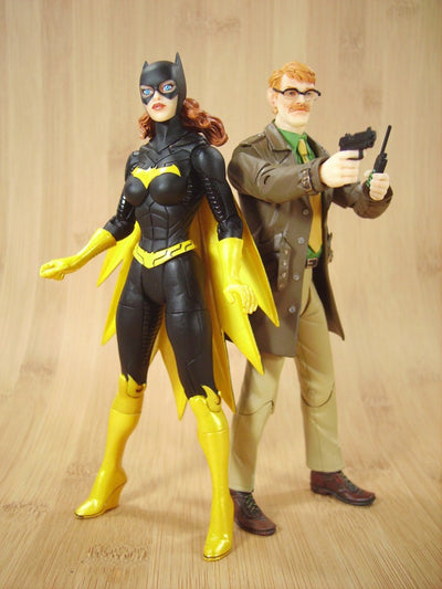 DC Comics Designer Series Commissioner Gordon by Greg Capullo Action Figure-DC Collectibles- www.superherotoystore.com-Action Figure - 4