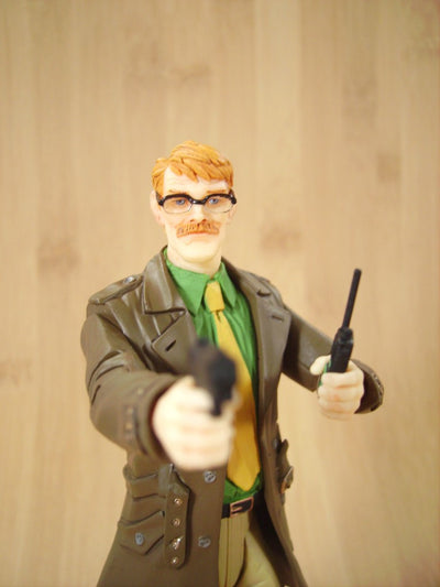 DC Comics Designer Series Commissioner Gordon by Greg Capullo Action Figure-DC Collectibles- www.superherotoystore.com-Action Figure - 2