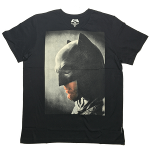 Dawn of Justice Batman Face T-Shirt by Bio World-Bio World- www.superherotoystore.com-T-Shirt - 1