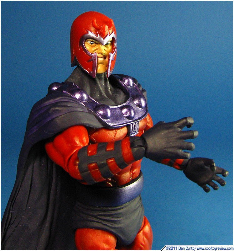 Marvel Select Magneto Action Figure-Diamond Select toys- www.superherotoystore.com-Action Figure - 4