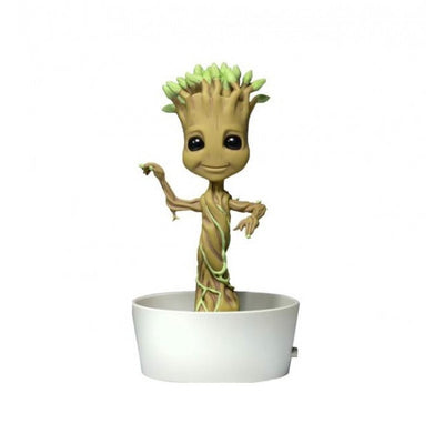GOTG: Dancing Groot: Solar Powered Body Knocker by Neca -NECA - India - www.superherotoystore.com