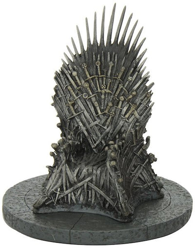 Game of Thrones Miniature Iron Throne Replica by Dark Horse Comics-Dark Horse- www.superherotoystore.com-Statue - 1