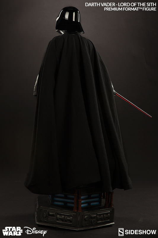 Darth Vader 1/4th Scale Premium Format Figure by Sideshow Collectibles-Sideshow Collectibles- www.superherotoystore.com-Statue - 6