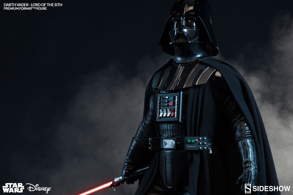 Darth Vader 1/4th Scale Premium Format Figure by Sideshow Collectibles-Sideshow Collectibles- www.superherotoystore.com-Statue - 2