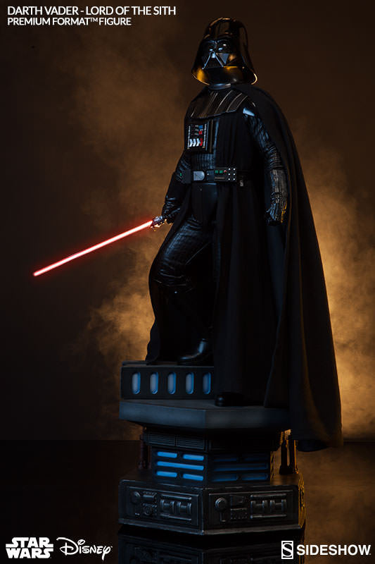 Darth Vader 1/4th Scale Premium Format Figure by Sideshow Collectibles-Sideshow Collectibles- www.superherotoystore.com-Statue - 4