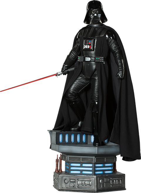 Darth Vader 1/4th Scale Premium Format Figure by Sideshow Collectibles-Sideshow Collectibles- www.superherotoystore.com-Statue - 1