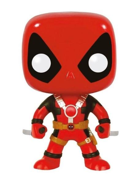 Deadpool with two Swords Pop! Vinyl Figure by Funko-Funko- www.superherotoystore.com-Action Figure - 1