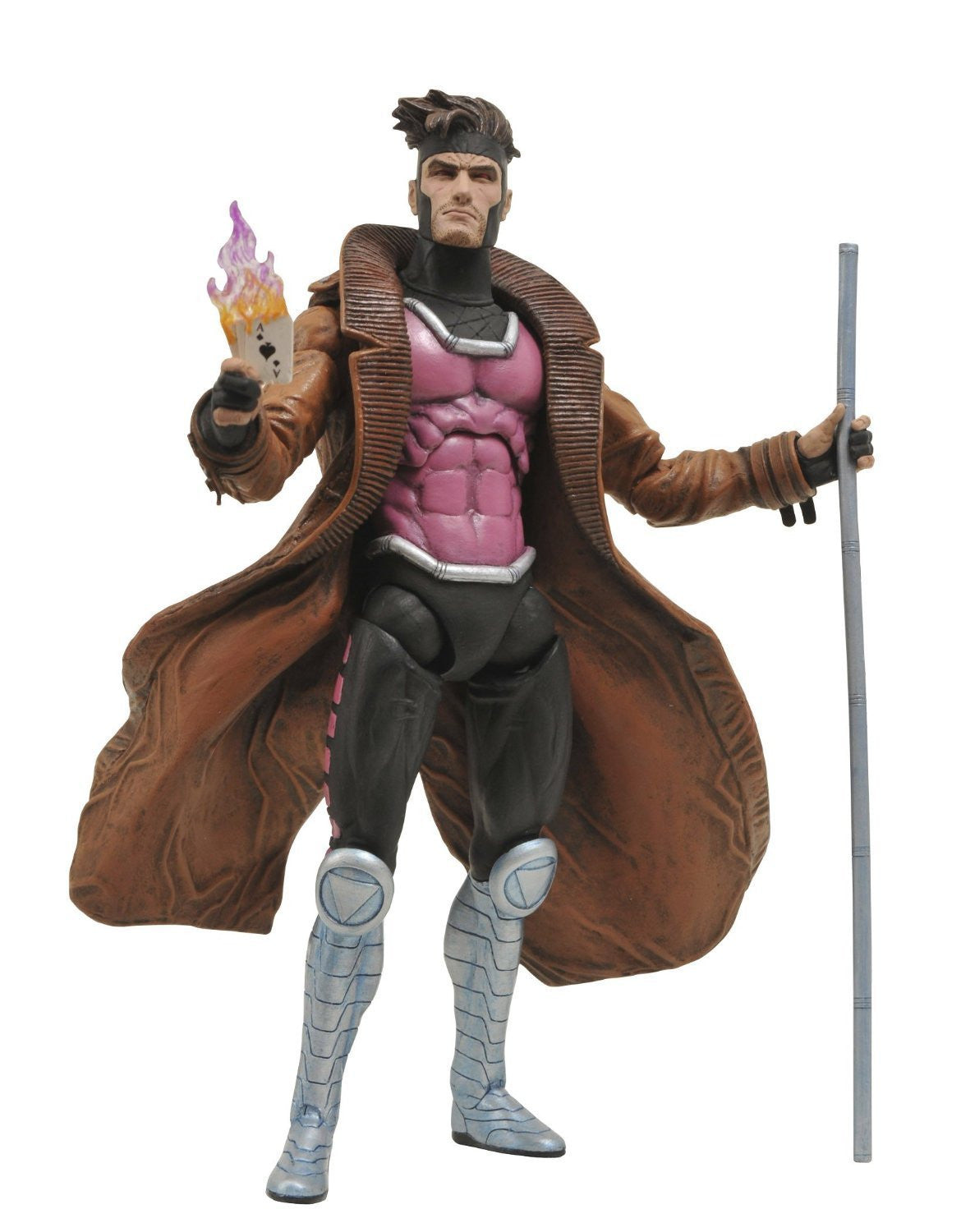 Gambit Action Figure by Diamond Select Toys -Diamond Select toys - India - www.superherotoystore.com