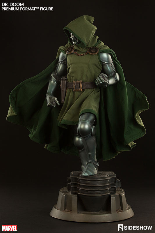 Doctor Doom 1/4th Scale Premium Format Statue by Sideshow Collectibles-Sideshow Collectibles- www.superherotoystore.com-Statue - 3