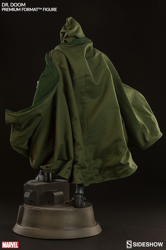 Doctor Doom 1/4th Scale Premium Format Statue by Sideshow Collectibles-Sideshow Collectibles- www.superherotoystore.com-Statue - 4