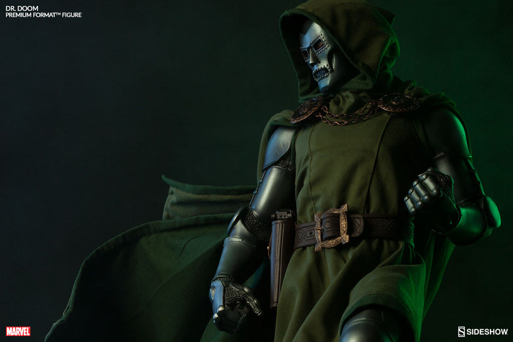 Doctor Doom 1/4th Scale Premium Format Statue by Sideshow Collectibles-Sideshow Collectibles- www.superherotoystore.com-Statue - 6