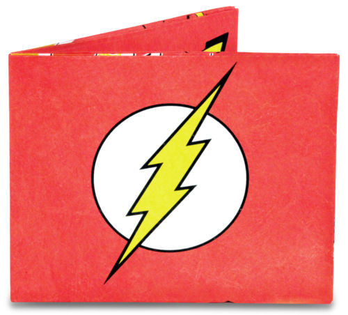 Flash Mighty Wallet-Dynomighty- www.superherotoystore.com-Wallet - 1