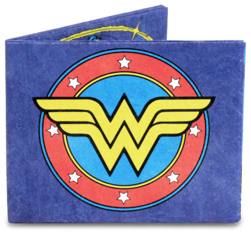 Wonder Woman Mighty Wallet by Dynomighty -Dynomighty - India - www.superherotoystore.com