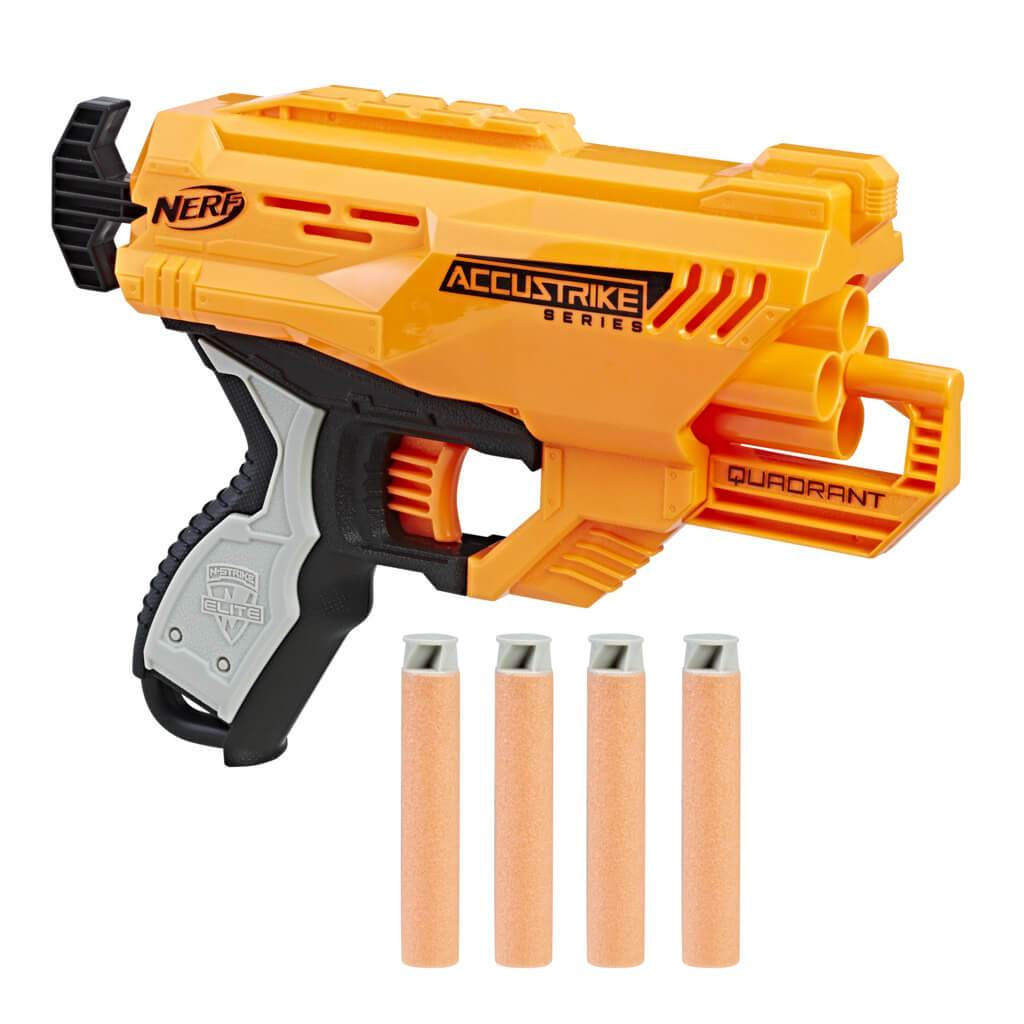 Nerf N-Strike Elite Quadrant by Hasbro -Hasbro - India - www.superherotoystore.com