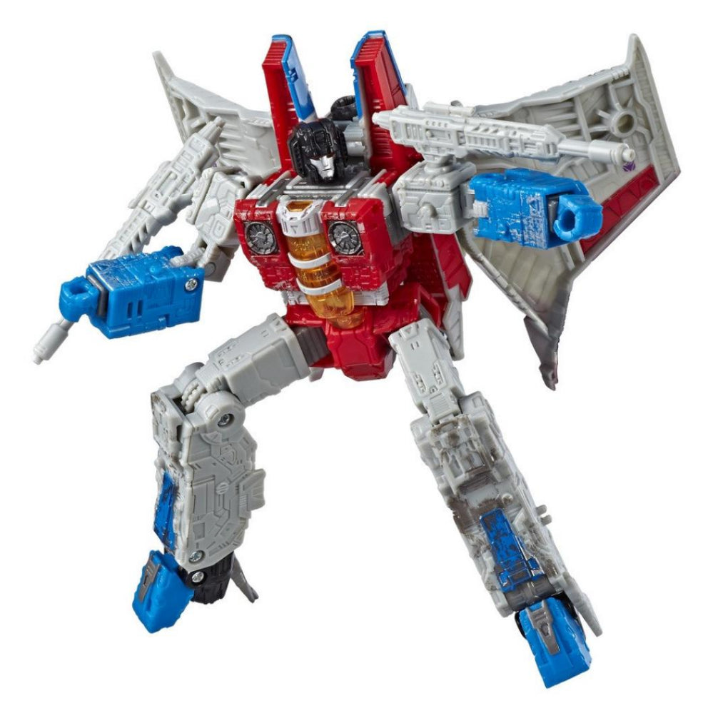 Transformers Siege: War For Cybertron - Voyager Class Starscream Figure by Hasbro -Hasbro - India - www.superherotoystore.com