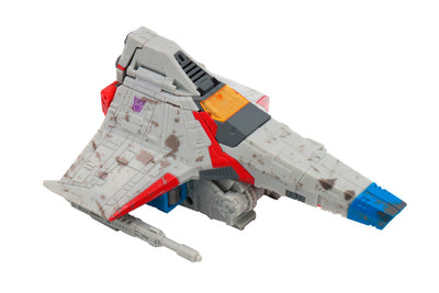 Transformers Siege: War For Cybertron - Voyager Class Starscream Figure by Hasbro