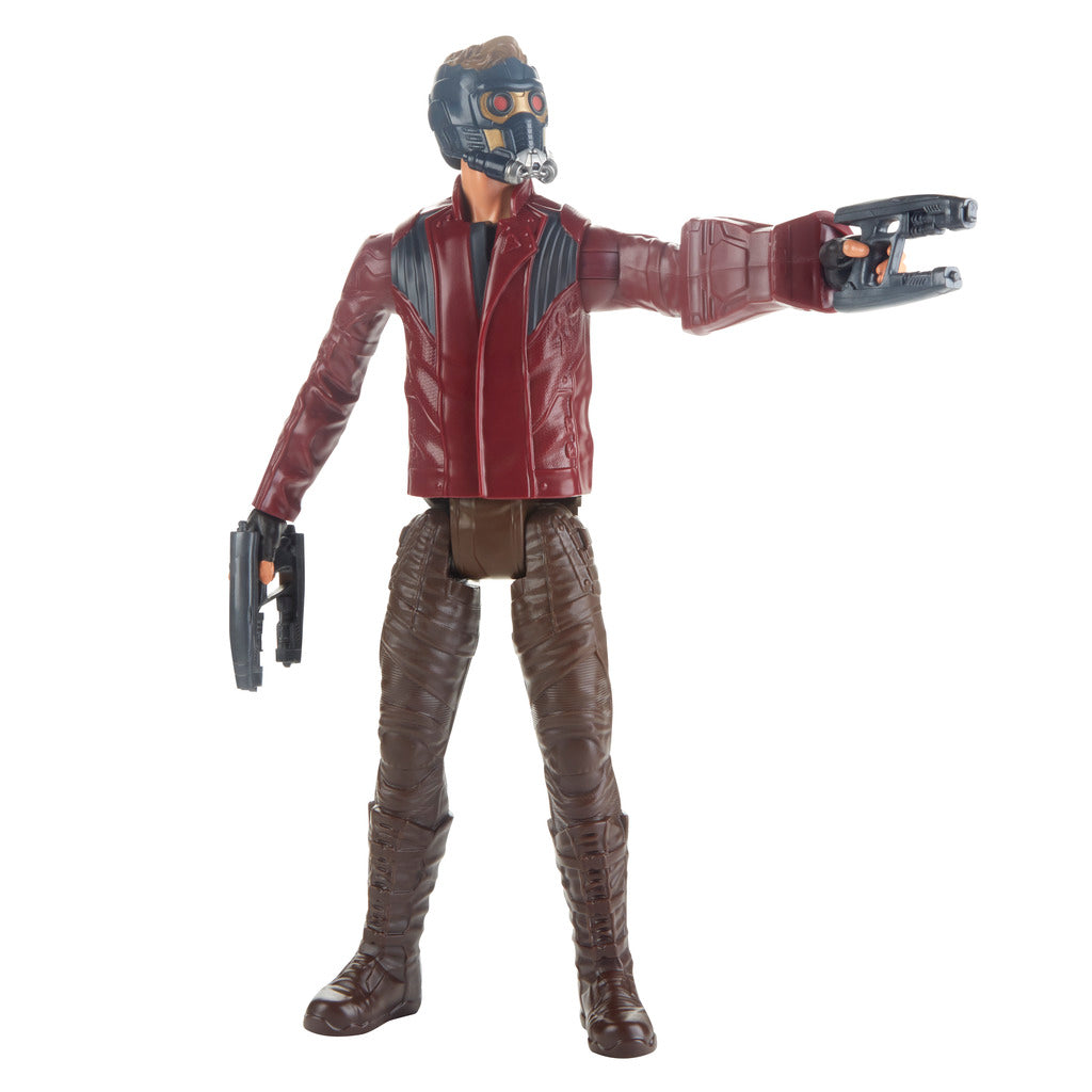 Avengers Endgame: Titan Hero Series Star Lord Figure by Hasbro
