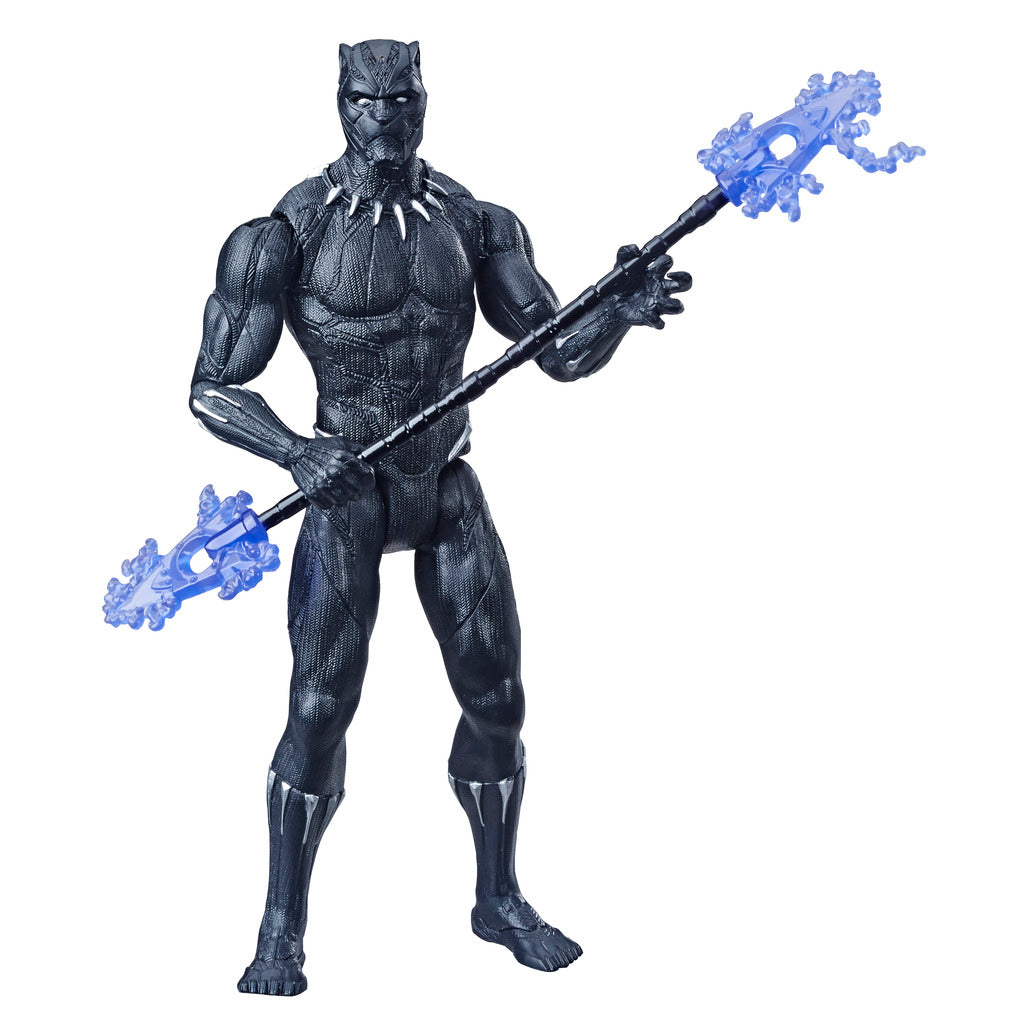 Avengers Endgame 6-inch Black Panther Figure by Hasbro