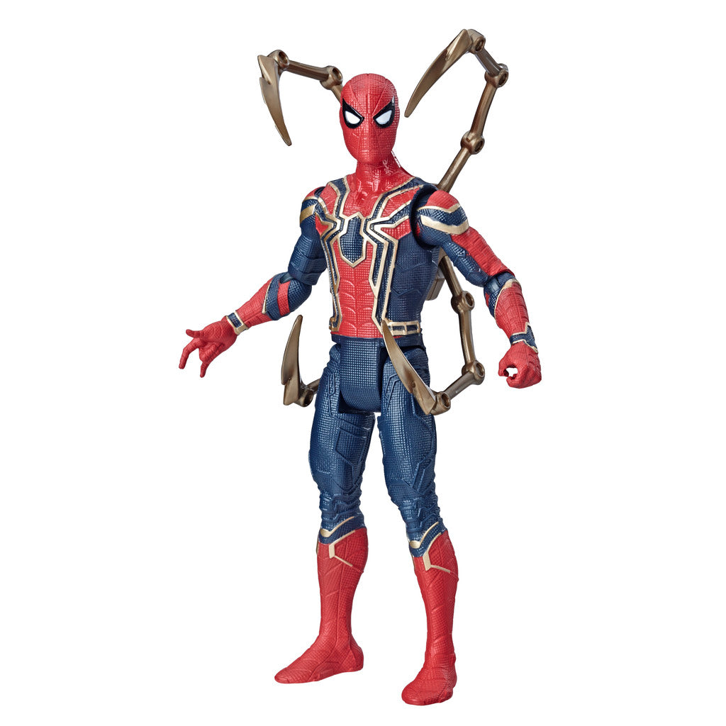 Avengers Endgame 6-inch Iron Spider Figure by Hasbro