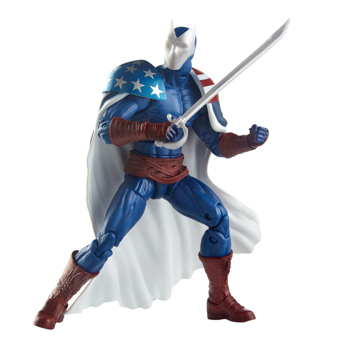 Avengers Citizen V Marvel Legends Figure by Hasbro