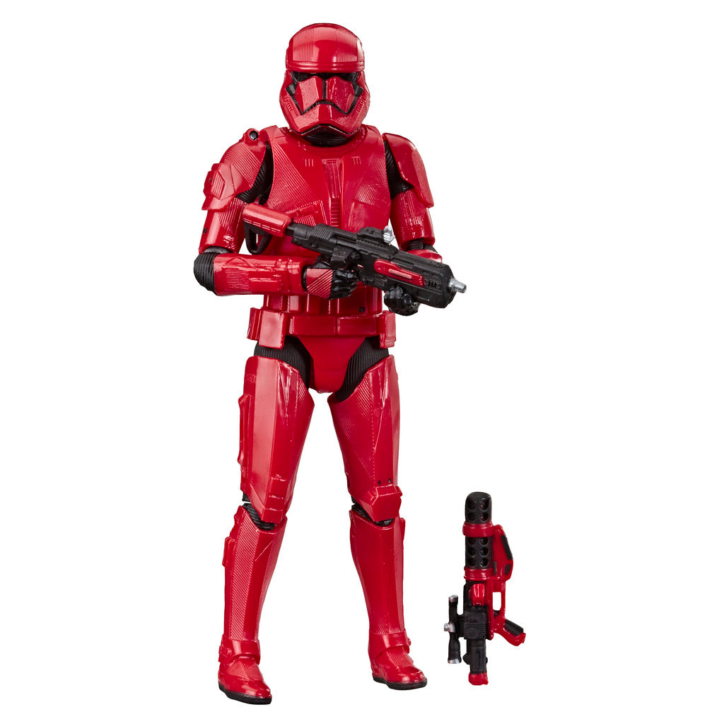 Star Wars Black Series The Rise of Skywalker Sith Trooper Figure by Hasbro