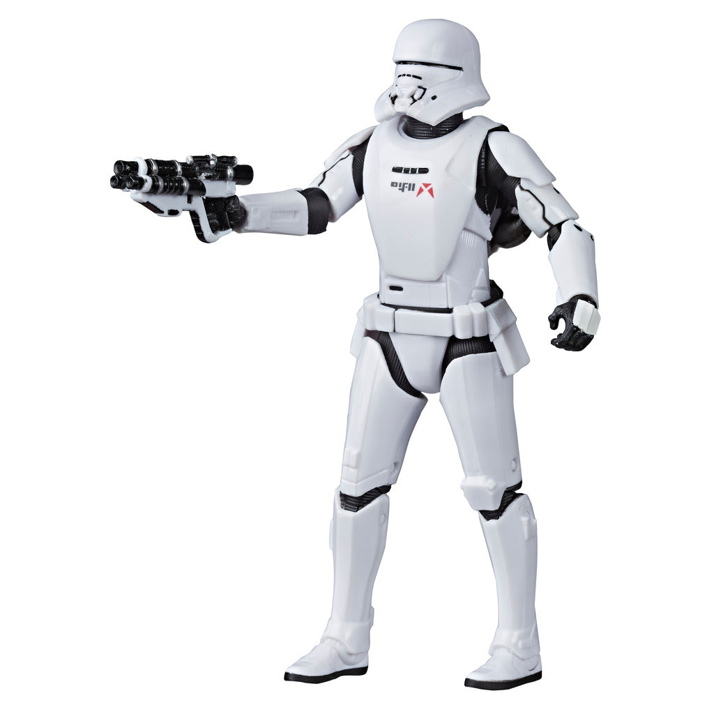 Star Wars Black Series The Rise of Skywalker First Order Jet Trooper Figure by Hasbro