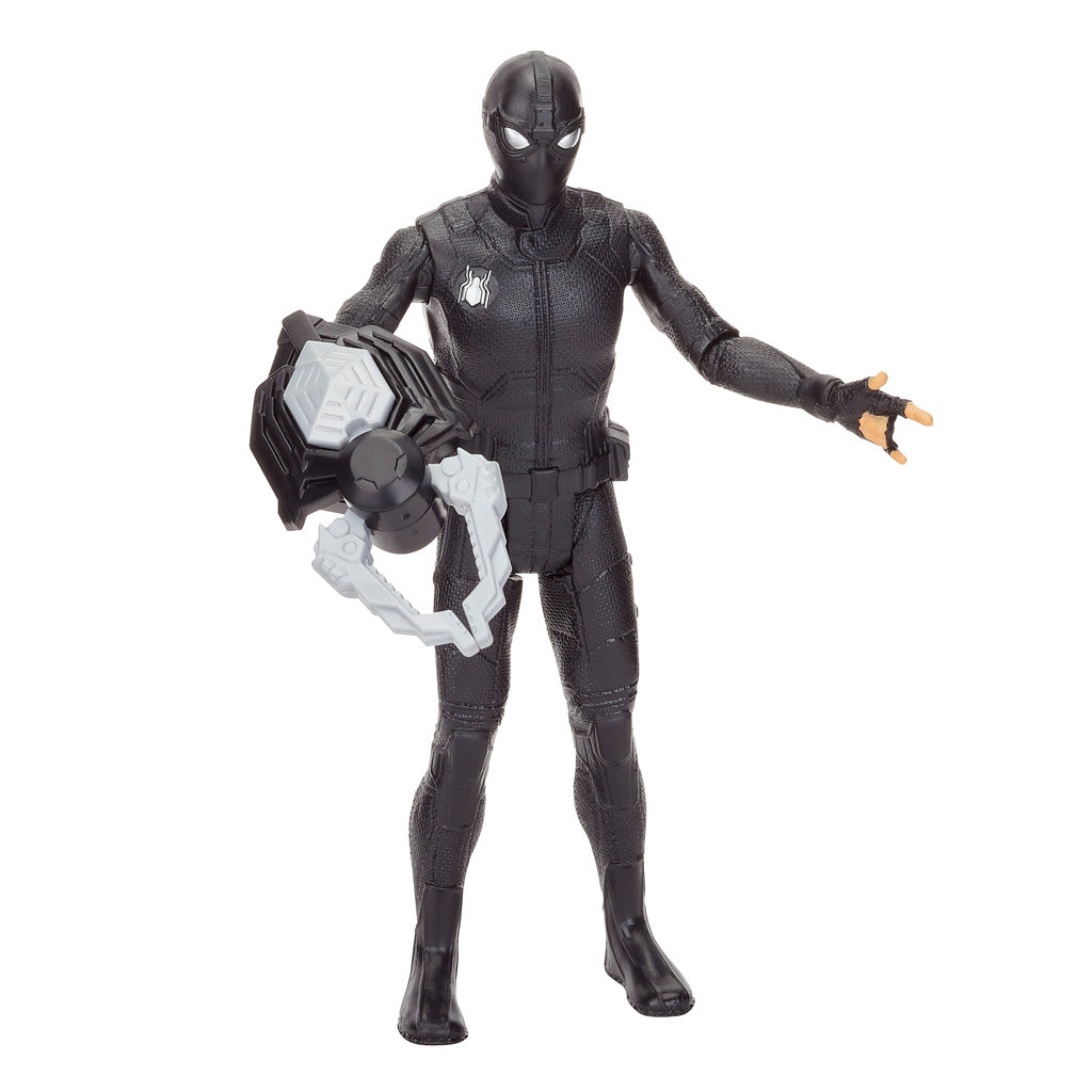 Spiderman Far From Home Stealth Suit Spiderman Figure by Hasbro