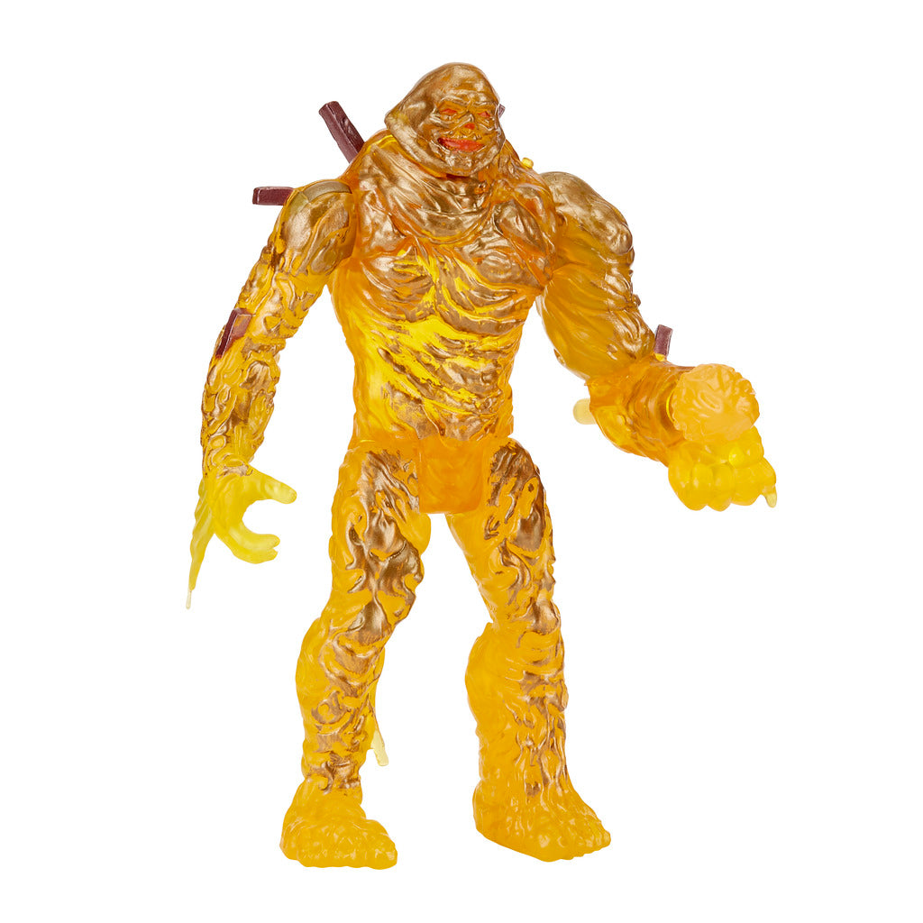 Spiderman Far From Home Molten Man Figure by Hasbro