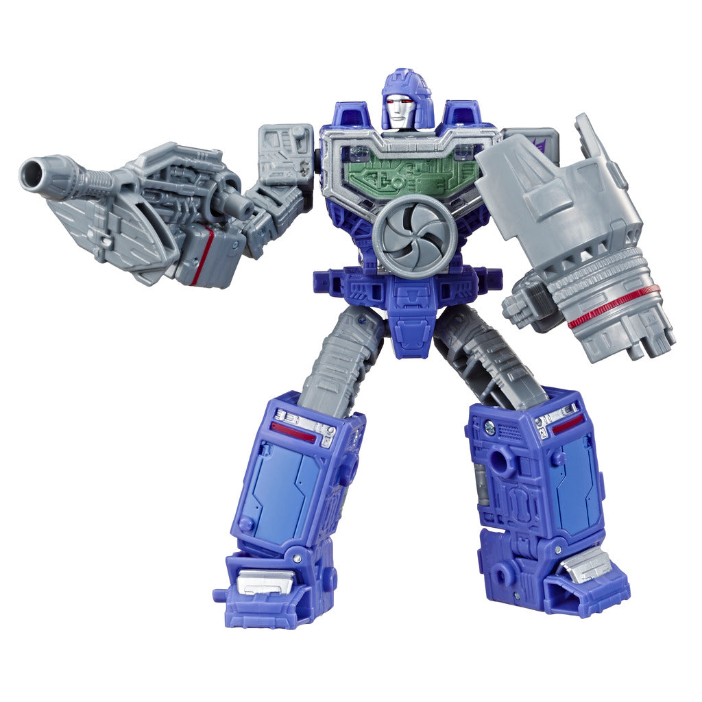 Transformers Siege War For Cybertron Reflector Deluxe Class Figure by Hasbro -Hasbro - India - www.superherotoystore.com