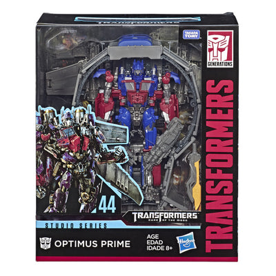 Transformers Studio Series Leader Class Optimus Prime Figure by Hasbro