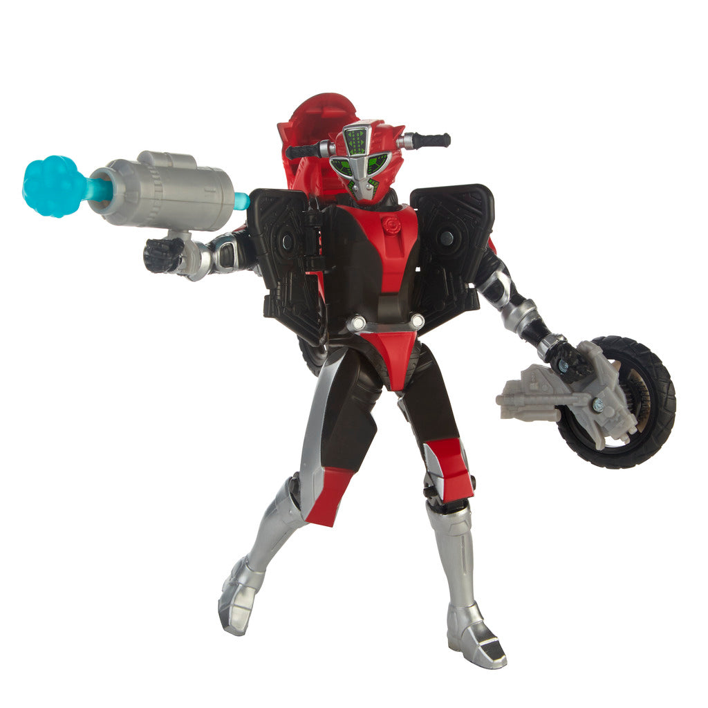 Power Rangers Beast Morphers: Cruise Beastbot 6 Inch Figure by Hasbro -Hasbro - India - www.superherotoystore.com