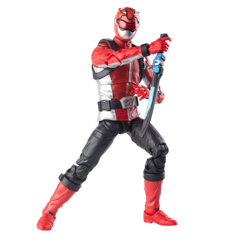 Power Rangers Beast Morphers: Red Ranger Lightning Collection Figure by Hasbro -Hasbro - India - www.superherotoystore.com