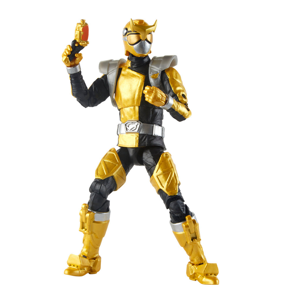 Power Rangers Beast Morphers: Yellow Ranger Lightning Collection Figure by Hasbro -Hasbro - India - www.superherotoystore.com