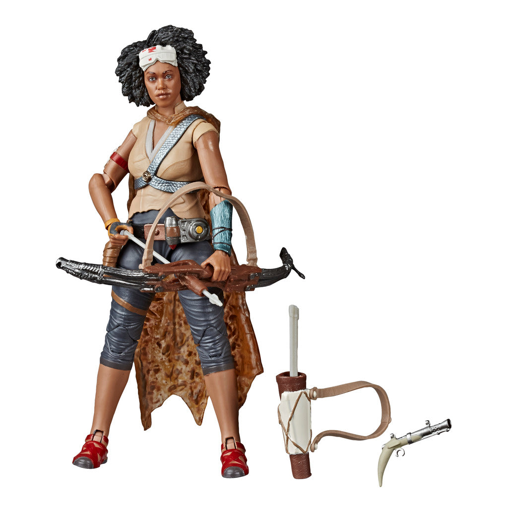 Star Wars Black Series The Rise of Skywalker Jannah Figure by Hasbro -Hasbro - India - www.superherotoystore.com