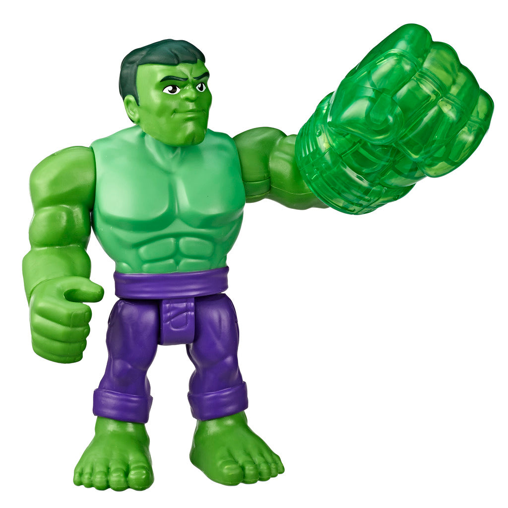 Superhero Adventures Hulk 5-Inch Figure by Hasbro