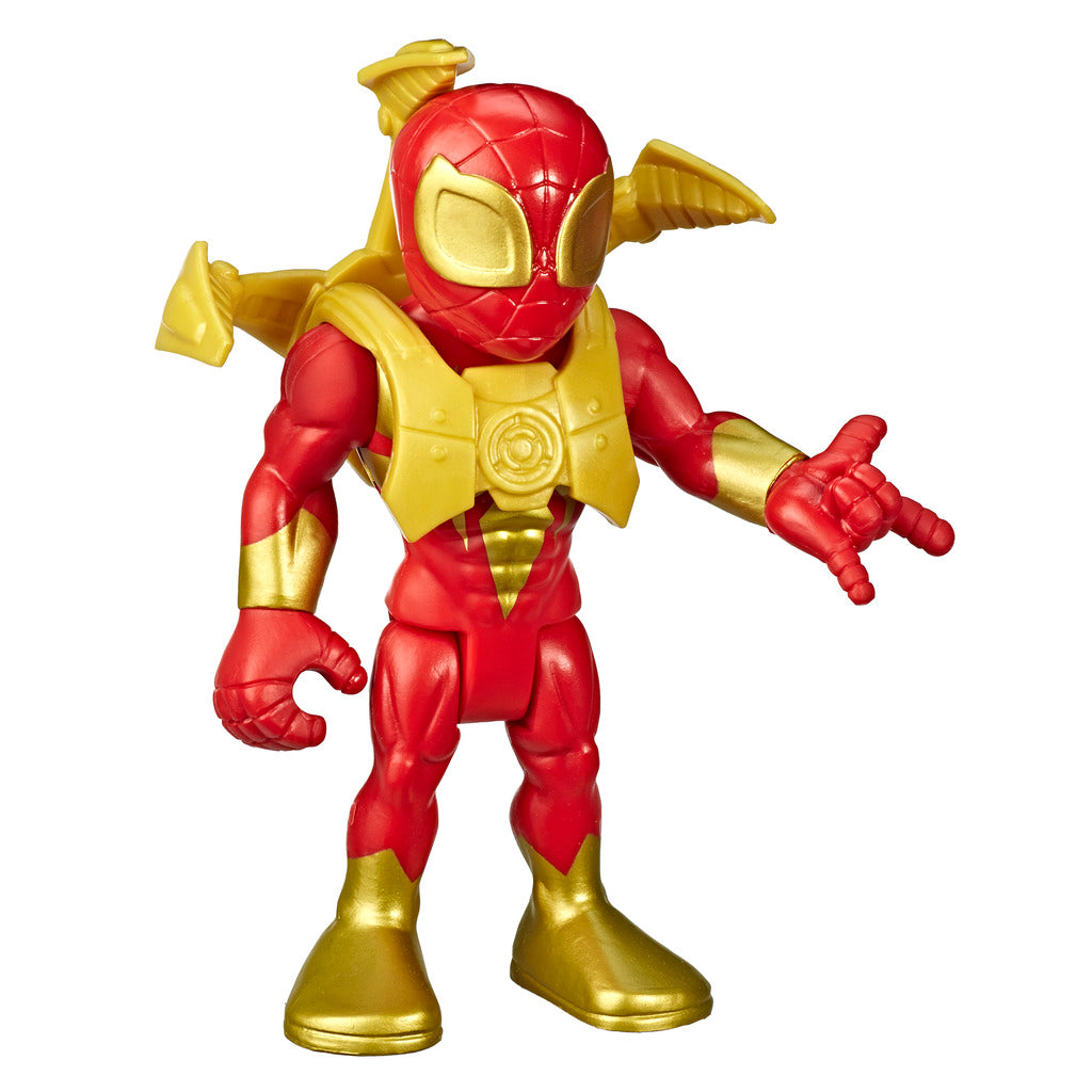 Superhero Adventures Iron Spider 5-Inch Figure by Hasbro